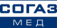 Логотип компании Согаз-Мед АО